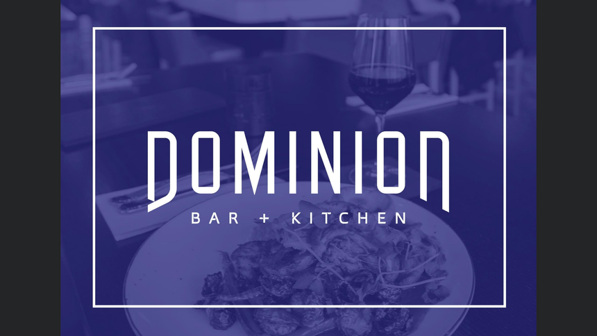 Dominion Bar + Kitchen (V3T OL8) - Gift Card
