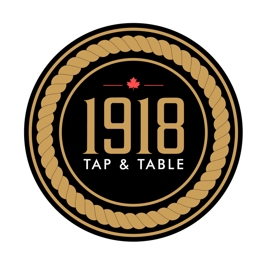 1918 Tap and Table (T2N 3R5) - Gift Card