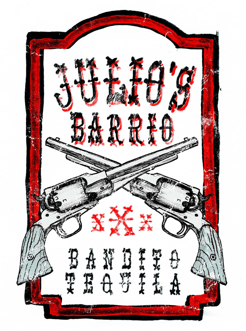 Julios Barrio (T6E2A2) - Gift Card