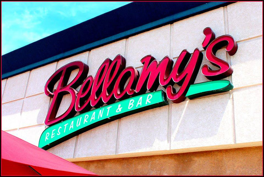 Bellamys Restaurant and Bar (R2M5M3) - Gift Card