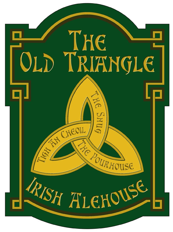 The Old Triangle Irish Alehouse (E1C1E5) - Gift Card