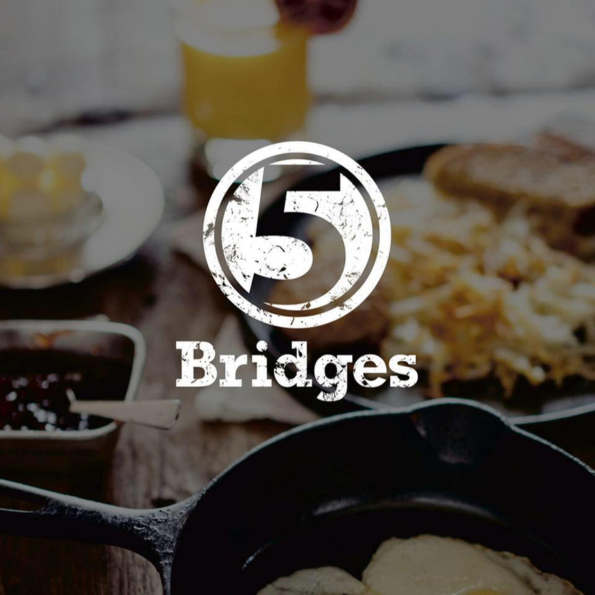 Five Bridges Neighborhood Bar And Grill (E1B1V5) - Gift Card