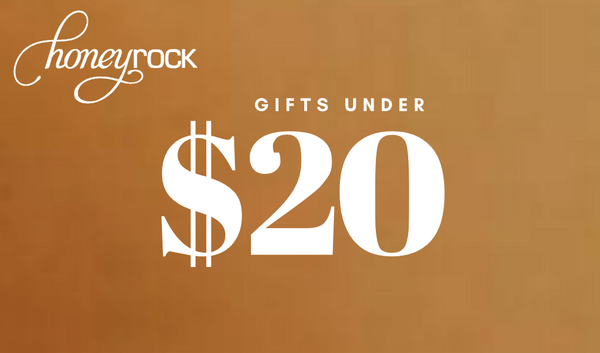 GIFT PACKS - Under $20 - Honeyrock
