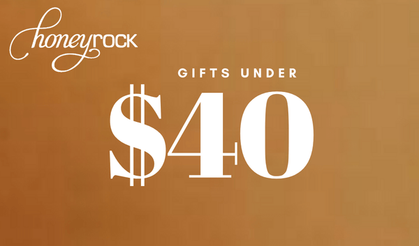 GIFT PACKS - Under $40 - Honeyrock