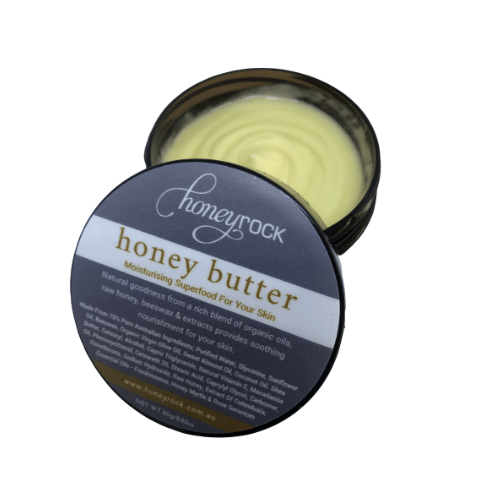 Honey Butter 80g - Honeyrock