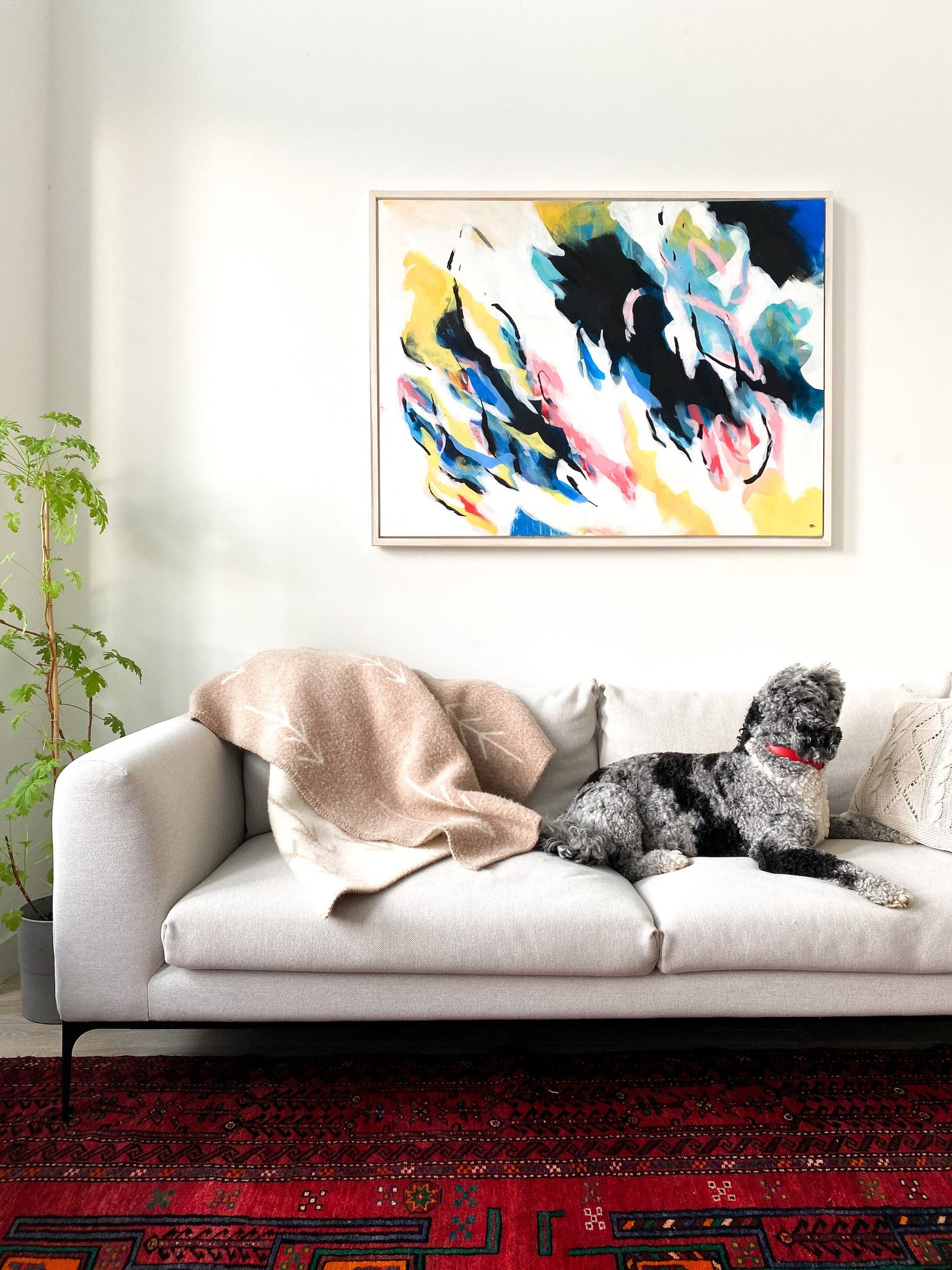 Painting commissions Toronto