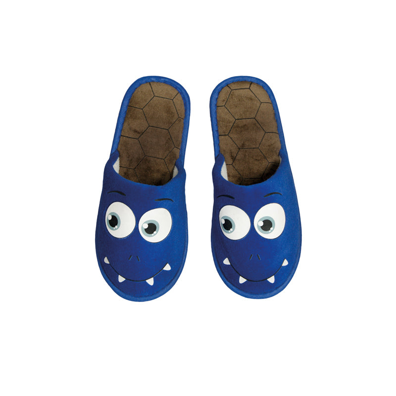 BABY BLUE SLIPPERS MONSTER LINE tg 32