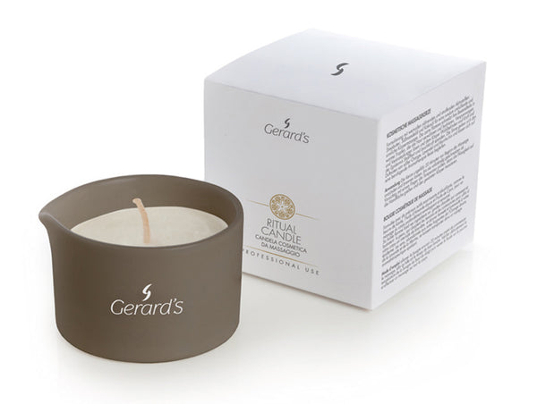 GERARD'S RITUAL CANDLE - COSMETIC MASSAGE CANDLE
