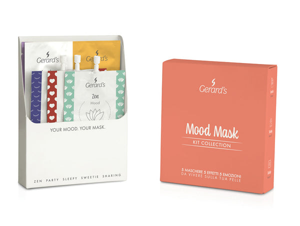 GERARD'S COFANETTO MOOD MASK - KIT COLLECTION