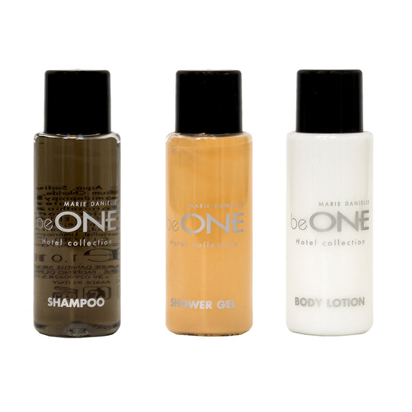 beONE TRAVEL KIT: 3 mini sizes in limited offer