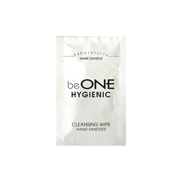 beONE HYGIENIC KIT: WIPES AND SANITIZER HAND GEL BAGS