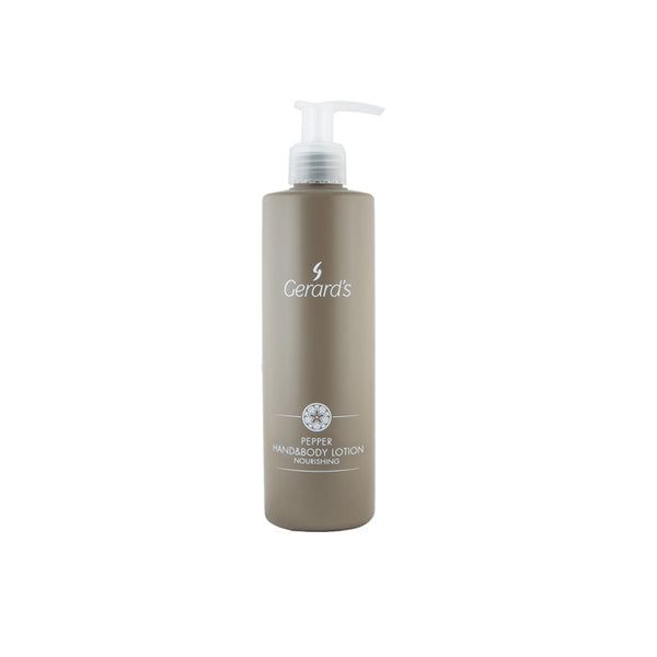 GERARD'S HAND&BODY LOTION PEPPER IN DISPENSER 300 ML