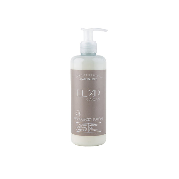 ELIXIR D'ARGAN LOZIONE MANI E CORPO DISPENSER 300 ML