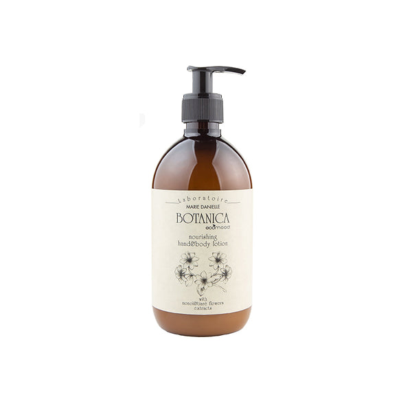 BOTANICA LOZIONE MANI E CORPO DISPENSARE 500 ML