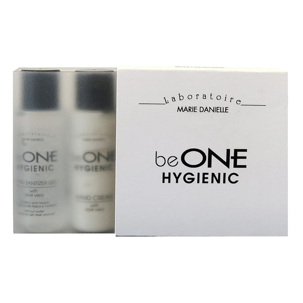 beONE SANITIZER HAND GEL AND HAND CREAM 30ml x 3