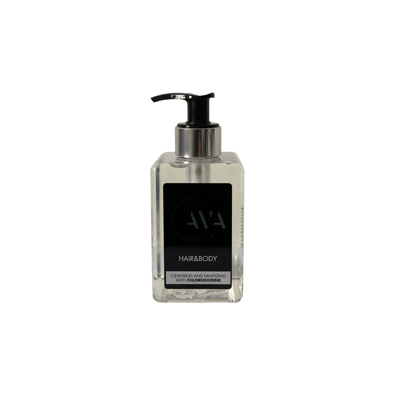 AVA HAIR&BODY IGIENIZZANTE DISPENSER 250 ML
