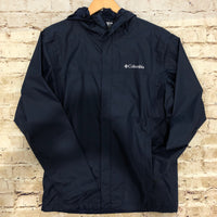 Columbia Men's Watertight II Rain Jacket (Col. Navy) (Size S,M,L,XL)