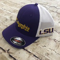 Columbia PFG Mesh Ball Cap - LSU