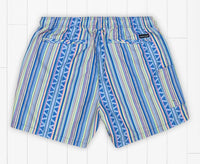 Southern Marsh Dockside Shorts - Pacific Stripe
