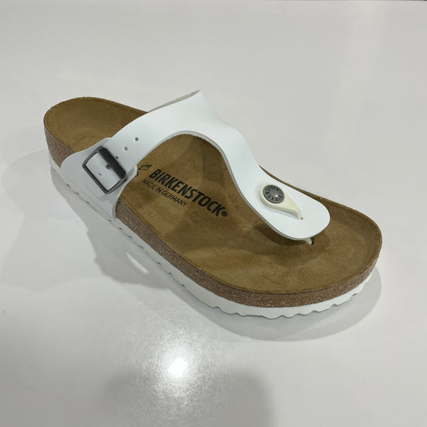 Birkenstock Ladies Gizeh - White