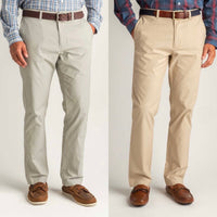 Duck Head Men's Harbor Performance Chino