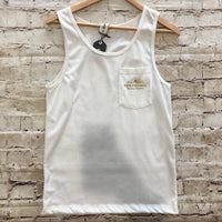 Fayettechill Outland Tank (Winter White) (Size L)