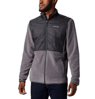 Columbia Men's Basin Butte Fleece Full Zip Jacket