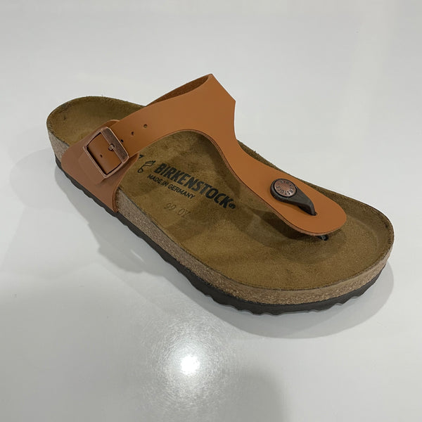Birkenstock Ladies Gizeh - Ginger Brown
