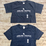 Airline Mini Map Short Sleeve