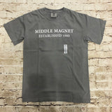 Middle Magnet Established Short Sleeve