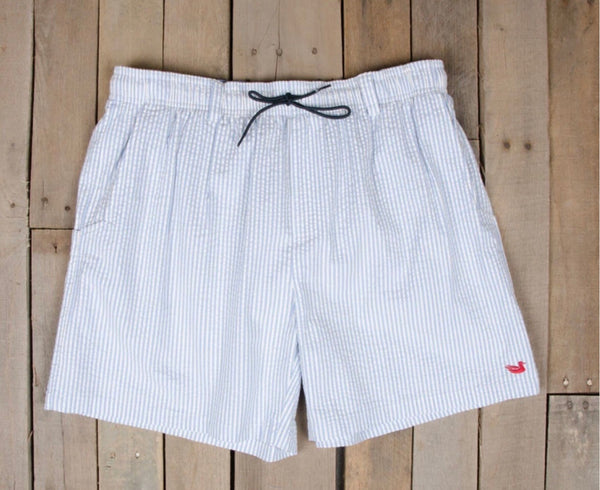 Southern Marsh Dockside Shorts - Seersucker
