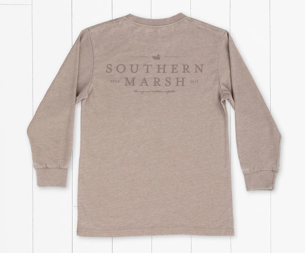 Southern Marsh Youth Seawash Long Sleeve - Classic
