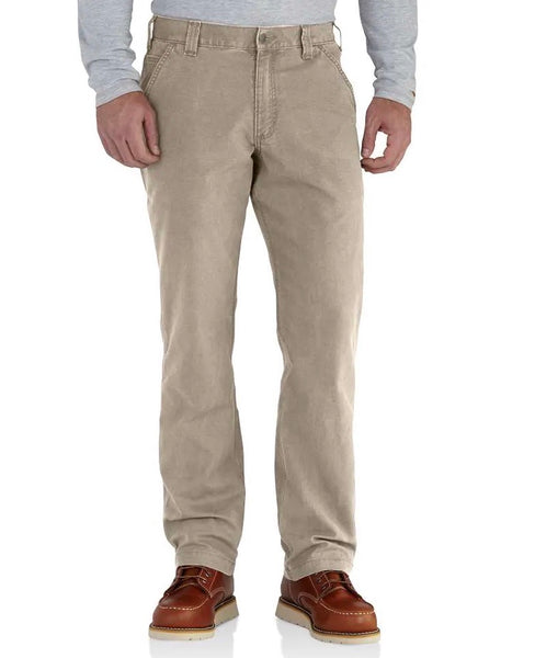 Carhartt Men's Rugged Flex Rigby Dungaree Relaxed Fit Pant #2