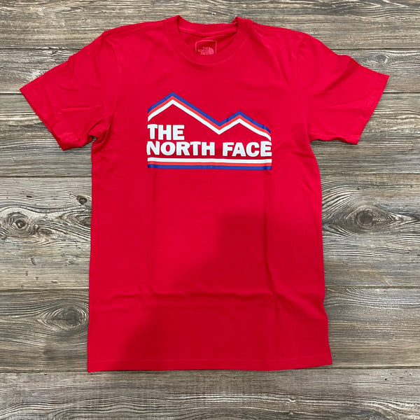 The North Face New USA Short Sleeve