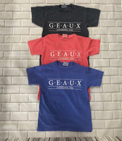 Geaux Bars Youth Short Sleeve