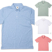 Duck Head Men's Hayes Performance Polo