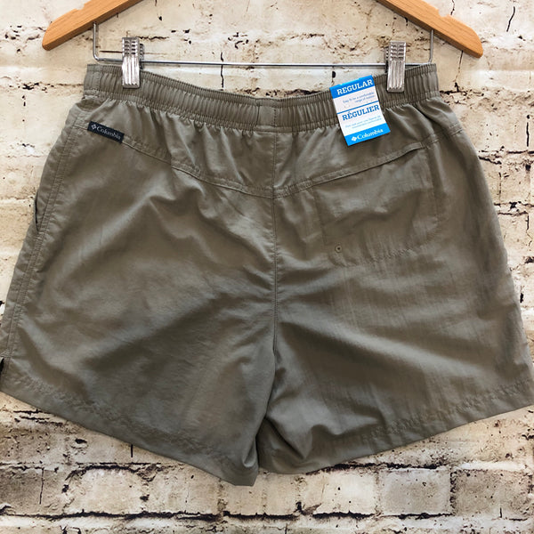 Columbia Women's Sandy River Short (Dark Khaki)