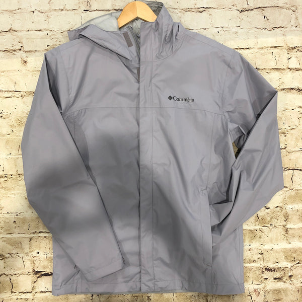 Columbia Men's Watertight II Rain Jacket (Cool Grey) (Size M,L,XL)