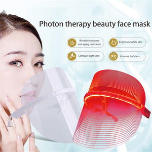 LED Spectrometer Beauty Mask Electronic Beauty Instrument