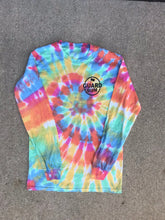 Load image into Gallery viewer, Tie-Dye Logo Long Sleeve