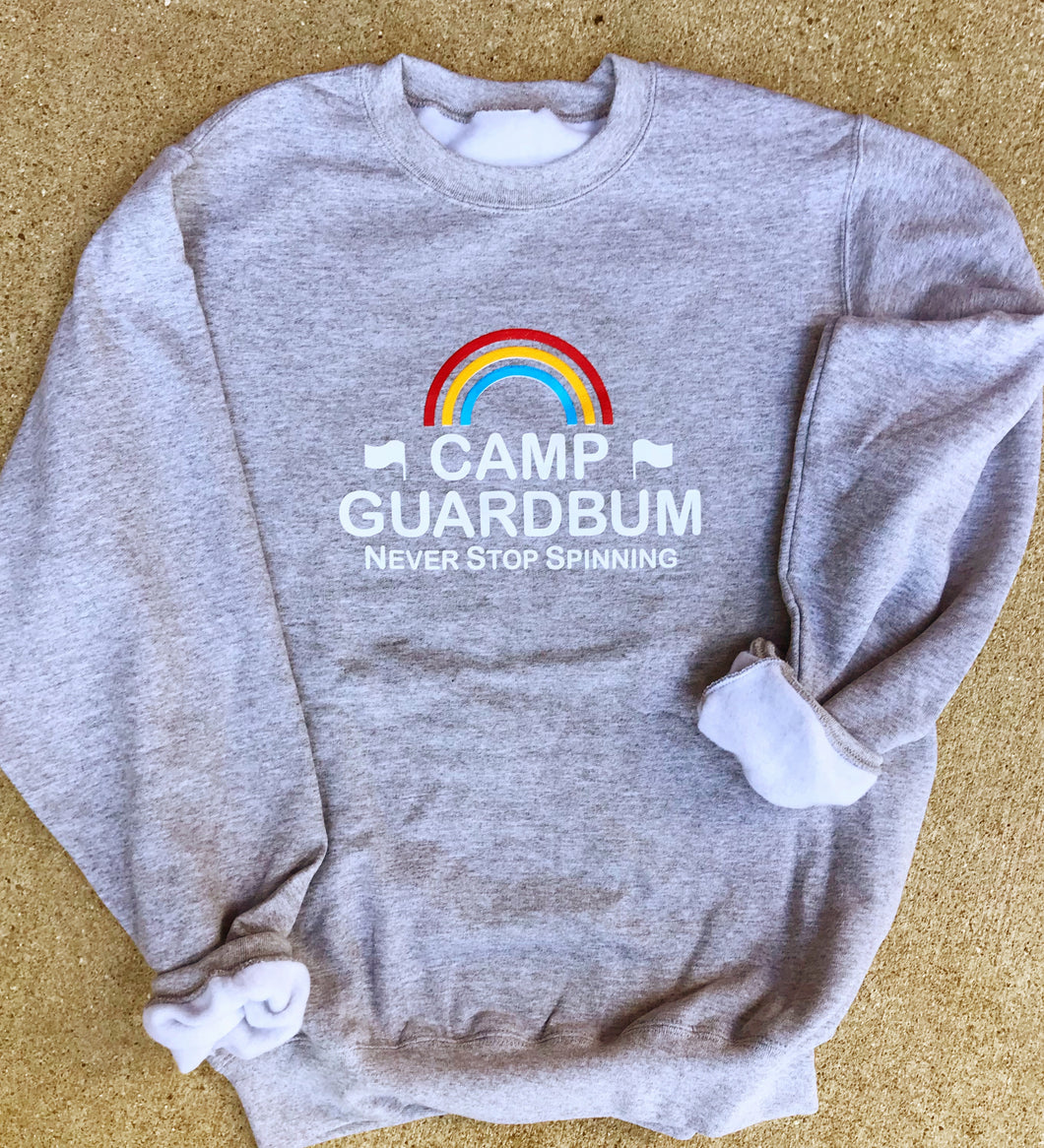 Camp Guard Bum Crewneck