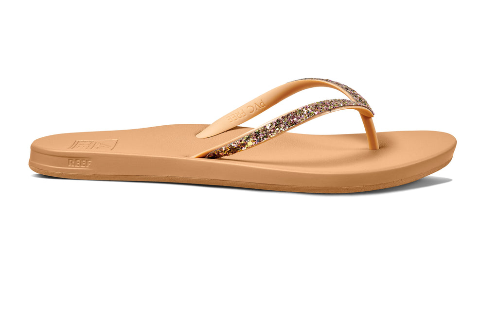 Reef Ladies Cushion Bounce Stargazer Gemstone Flip Flops