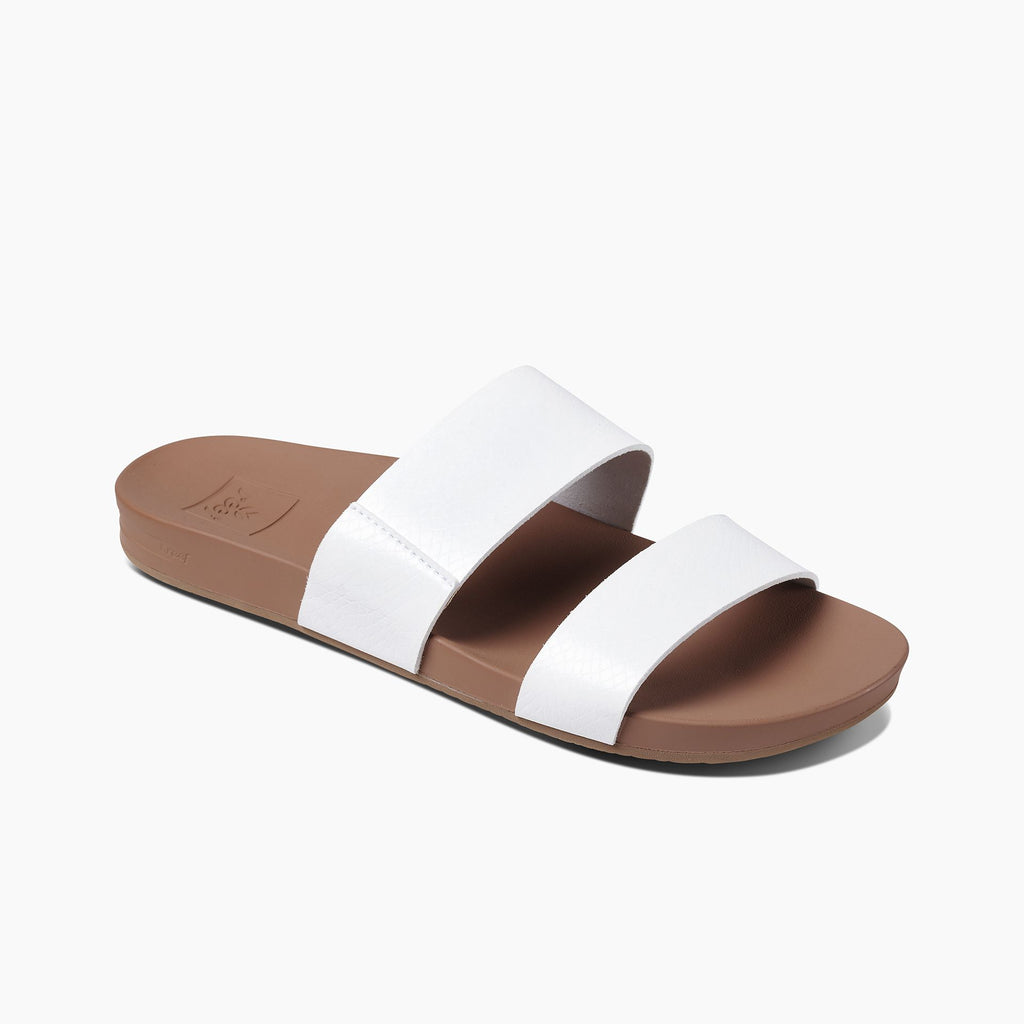 Womens Reef Cushion Bounce Vista Slide