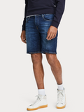 Scotch & Soda Ralston Short - Icon Blauw