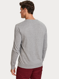 Scotch & Soda Classic Crew Neck Pullover