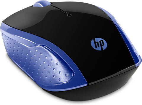 Mouse Hp 200 Mrn Blue Wireless