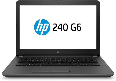 "Laptop Hp 240 G6 Ci5-7200U, 8Gb, 1Tb, W10 Pro, 14""  (5RB67ELIFE2TB)"