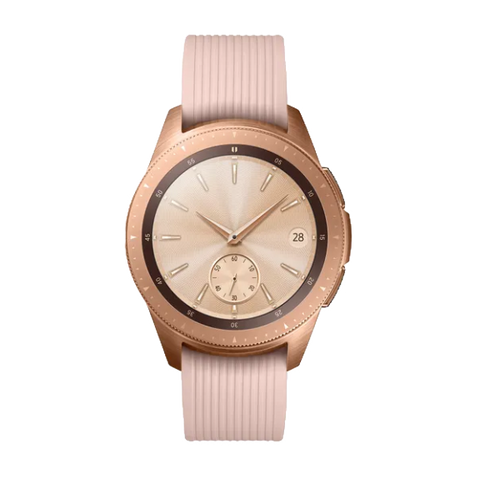 Samsung Galaxy Watch Rose Gold 42Mm Sm-R810Nzdamxo)