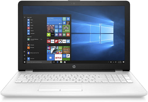 "Laptop Hp 15-Bs020La, I7 7700U, 15.6"" 8Gb Ram, 1Tb Hdd, W10(1Gx58La)"