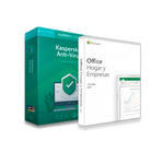 Bundle Office Home and Business 2019 (T5D-03260) + Kaspersky Antivirus 1